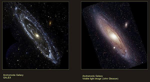 Andrômeda - Galáxia M31